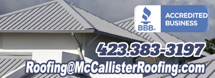 Roofing by McCallister